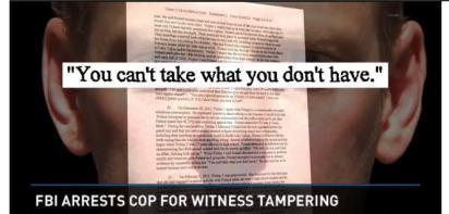 South Lake Tahoe Police corruption Johnny Poland