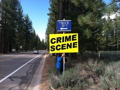 South Lake Tahoe police