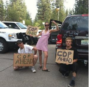 tahoe cop watchers