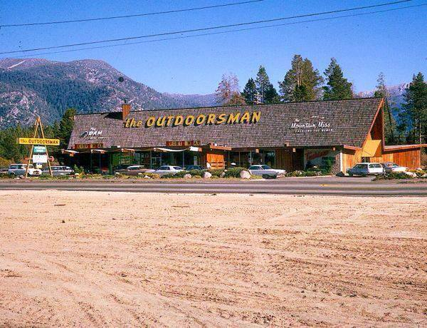 The Outdoorsman Lake Tahoe