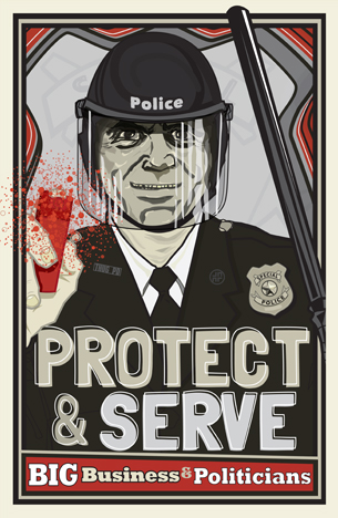 police-brutality-pepper-spray-poster1